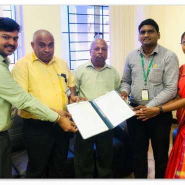 MoU signed with Sona Yukti.