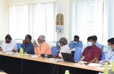 Governing Council Meeting on April 24, 2021