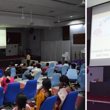 One Day Seminar on IPR Organized by Dept. of ECE on 23.03.2021
