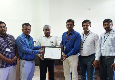 MOU with CISCO Academy (NETCAD) on 20.01.2021