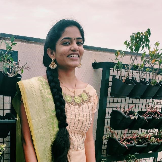 Ms. Priyadharshini P